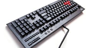 电竞必备之良品—TT 星脉 X1 RGB机械键盘