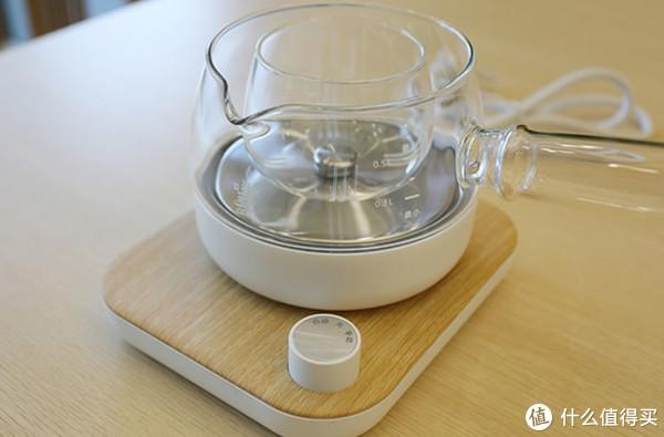 鸣盏三合一煮茶器