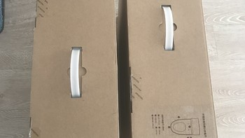 智米 ZNMTG01ZM 智能马桶盖开箱展示(零件|滤芯|软管|风格)