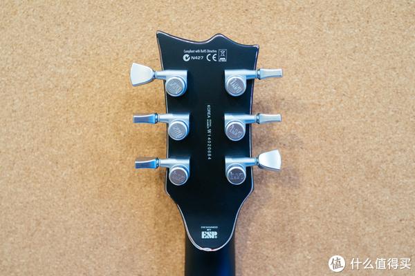 日亚购入LTD Truckster 詹爷签名版电吉他