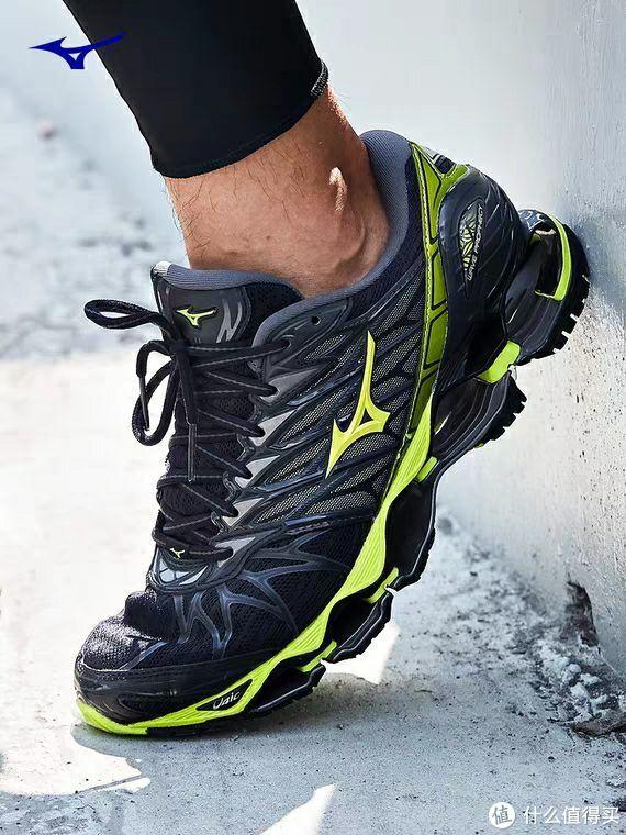 美津浓顶级跑鞋预言7,这配色和颜值,个人觉得太帅了