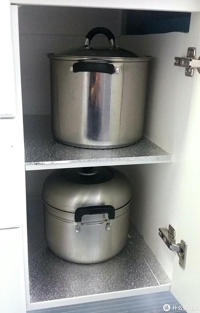 还你一个干净整洁的工作台—厨房收纳经验分享