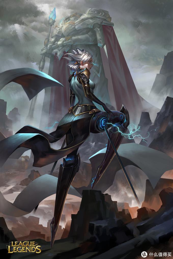 重返游戏:iG战队招牌打野英雄 女巫卡蜜尔皮肤鉴赏
