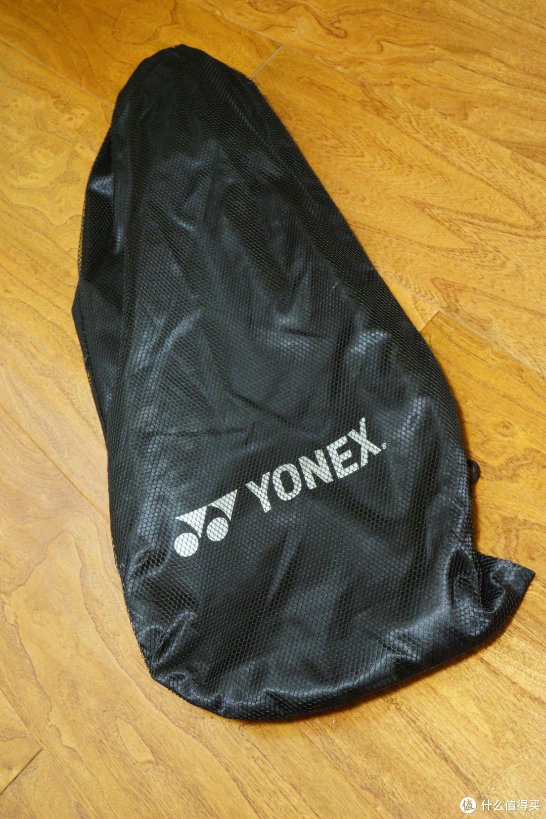 Yonex不同于其他品牌的拍套