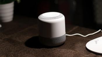 尝个鲜、作为桌面小音箱,小度智能音箱只是刚好及格!