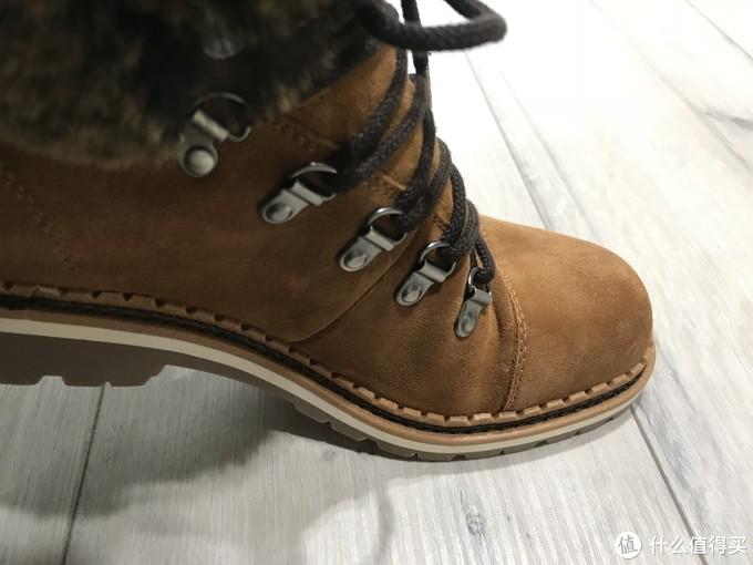 来一双毛茸茸的软萌大黄靴?Sam Edelman Bowen 女士短靴