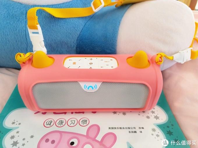 颜值与内涵兼备的牛听听儿童熏教机上手实测