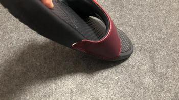 耐克 Jordan Hydro 4 男式拖鞋使用总结(上脚 包裹性 颜值 尺码)