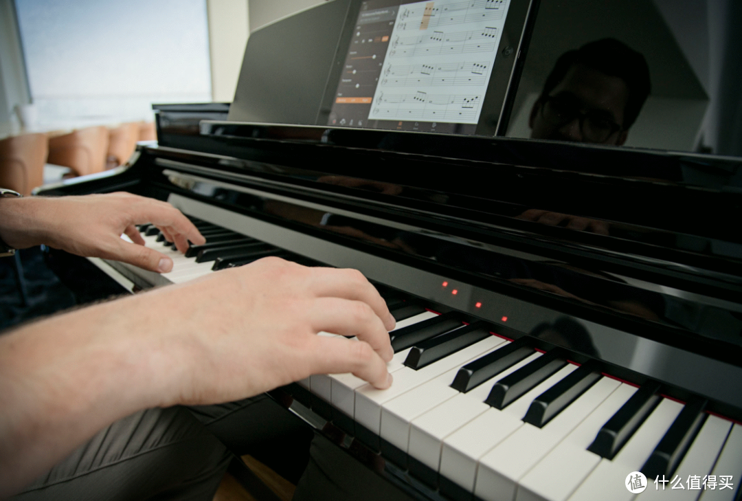 雅马哈CSP-170PE 电钢琴 使用体验分享