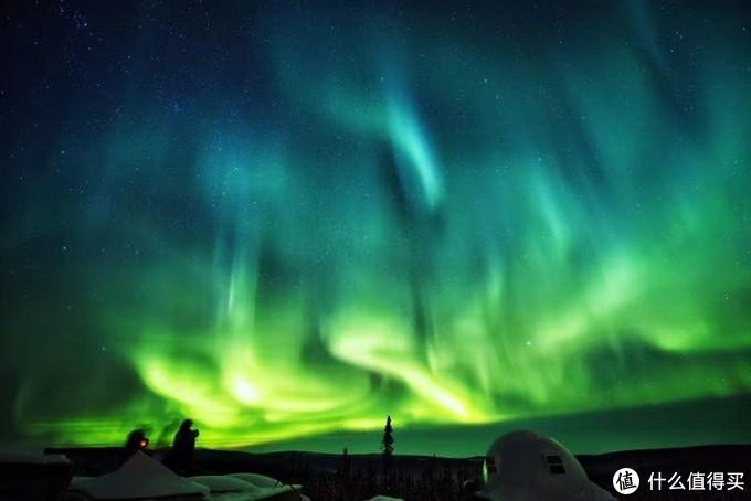 阿拉斯加昨晚极光长这样!想拍出极光大片 你一定不能错过这个摄影秘籍!