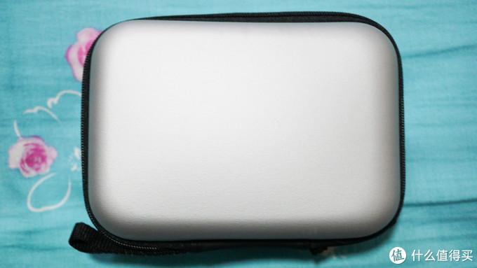 白菜排雷之 - 鸥聆尚 移动硬盘收纳包
