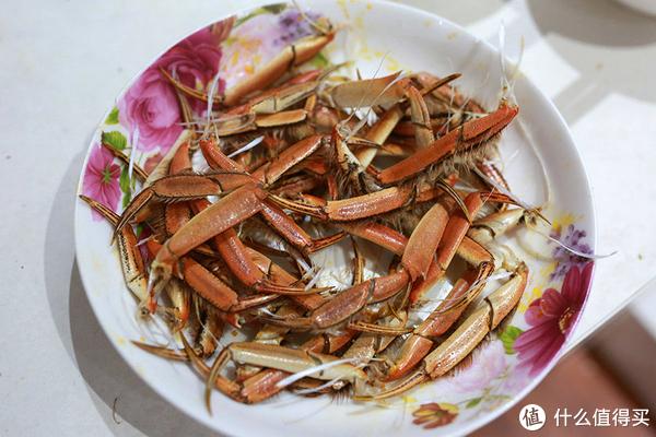 吃货福利,大闸蟹日常清蒸做法味纯而过瘾