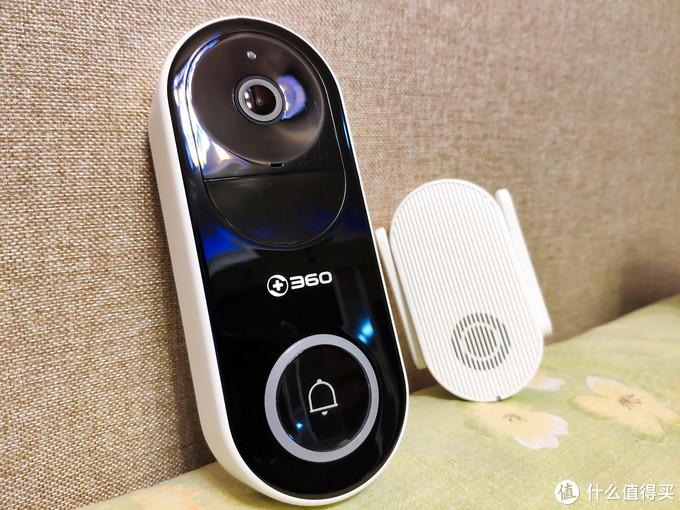 家庭智能守护者-360智能可视门铃体验