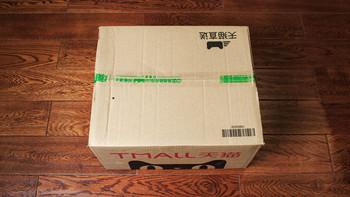 华硕 RT-AC88U 路由器开箱展示(包装|主体|配件|散热孔)