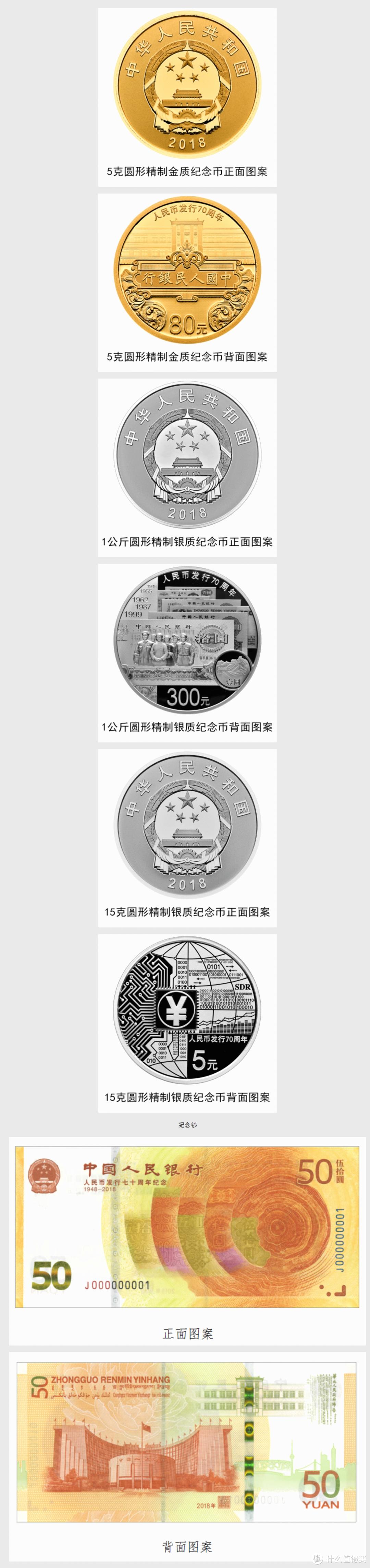 人民币发行70周年纪念钞 30日起可预约