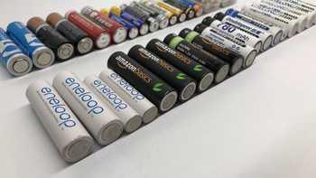 电池选购大揭秘——晒一晒我林林总总买过的电池