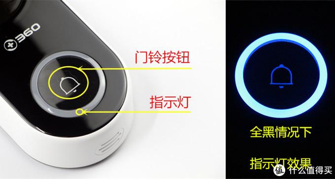 居家安防新概念产品——360智能门铃体验反馈!
