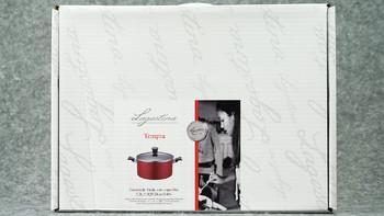 拉歌蒂尼 Tempra系列缤纷不粘汤锅使用总结(做工|设计|颜色)