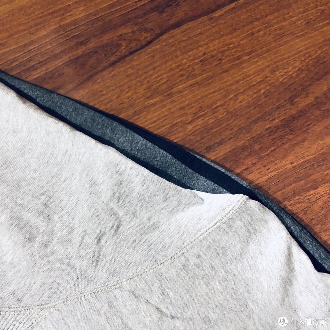 休闲百搭—adidas阿迪达斯加绒针织套衫~晒单(附Nike尺码对比)
