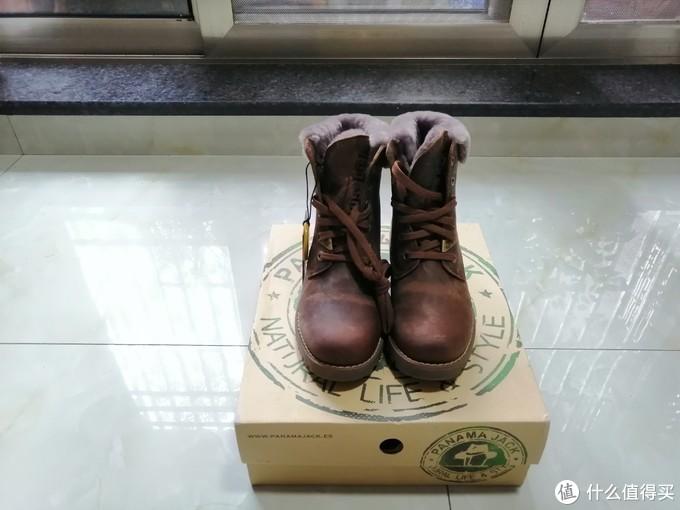 这个双十一我在亚马逊海外购下单Panama Jack 女短靴