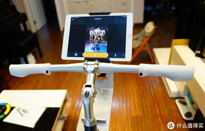 把健身房搬回家,MOBI智能健身车评测