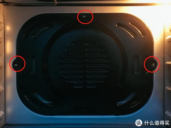 再把风扇背部的3颗自攻螺丝,替换成M3的螺丝和螺母