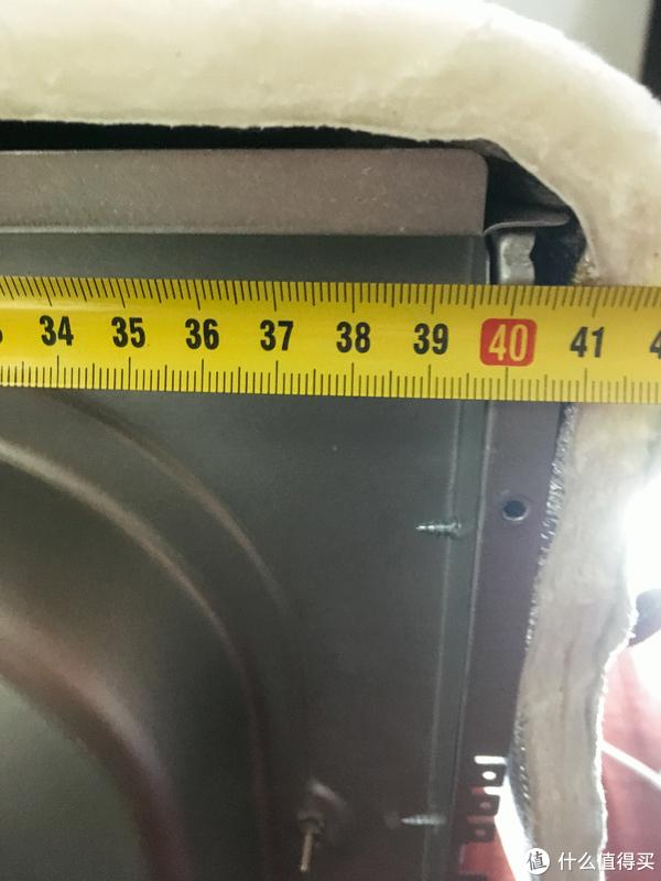 烤箱小升级 ACA M4016AB 拆机增加隔热棉