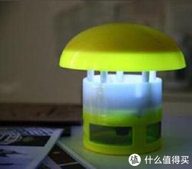 气流灭蚊灯