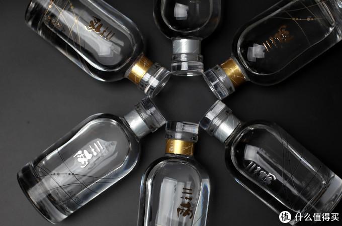 卡哇伊的小瓶白酒——三两浓香型42°+52°微醺白酒