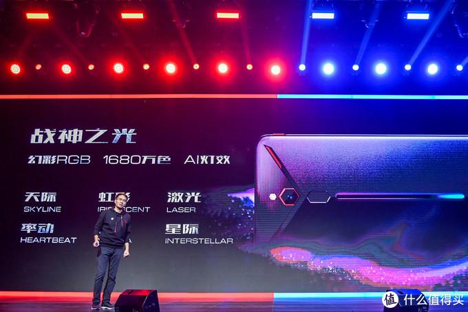 nubia 努比亚 发布 红魔Mars 电竞手机,最高10+256GB内存组合、液冷+风冷双散热