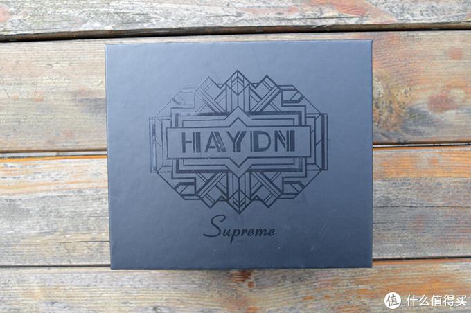 SANGEAN 山进 Haydn海顿 无线音箱 开箱