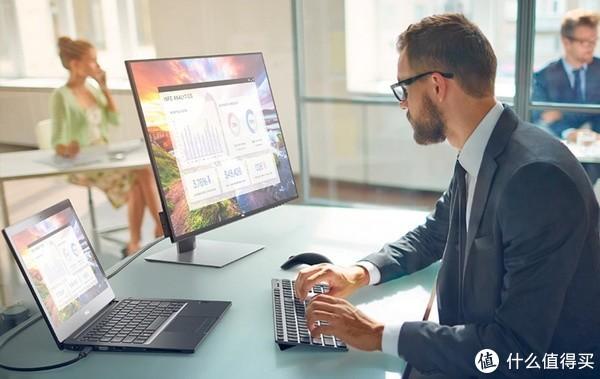 无边框、USB-C一线方案:DELL 戴尔 发布 新一代 UltraSharp系列 四款新品