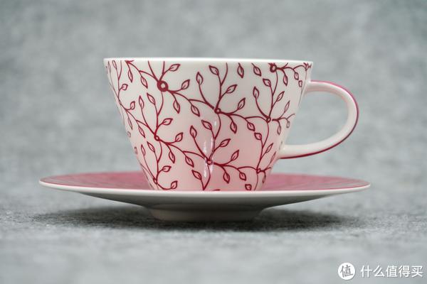简约中的繁华:Villeroy Boch唯宝 Caffe Club Floral berry系列杯碟赏析