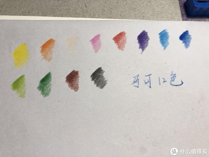 5.9元包邮的彩铅能用来画画么?marco马可油性彩铅不靠谱绘画测评