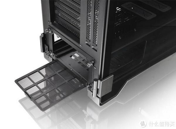 简约铝质机身:Thermaltake 曜越 发布 A500 Aluminum TG 中塔机箱