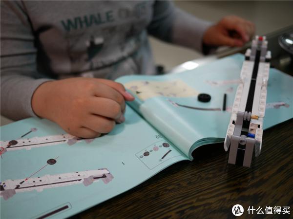 年轻人的第一台吊车—米兔积木工程吊车上手体验