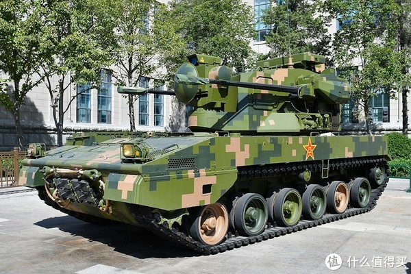 中国高炮(图片来自维基百科)