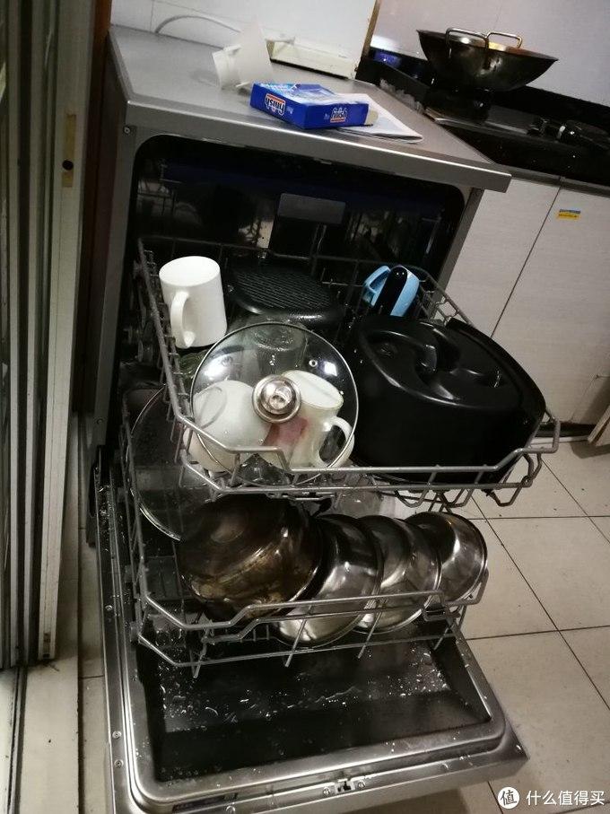 东芝 DWT1-1411 13套洗碗机详细安装使用