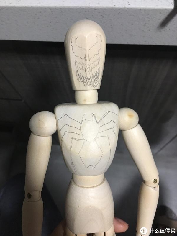 脸部和前胸造型