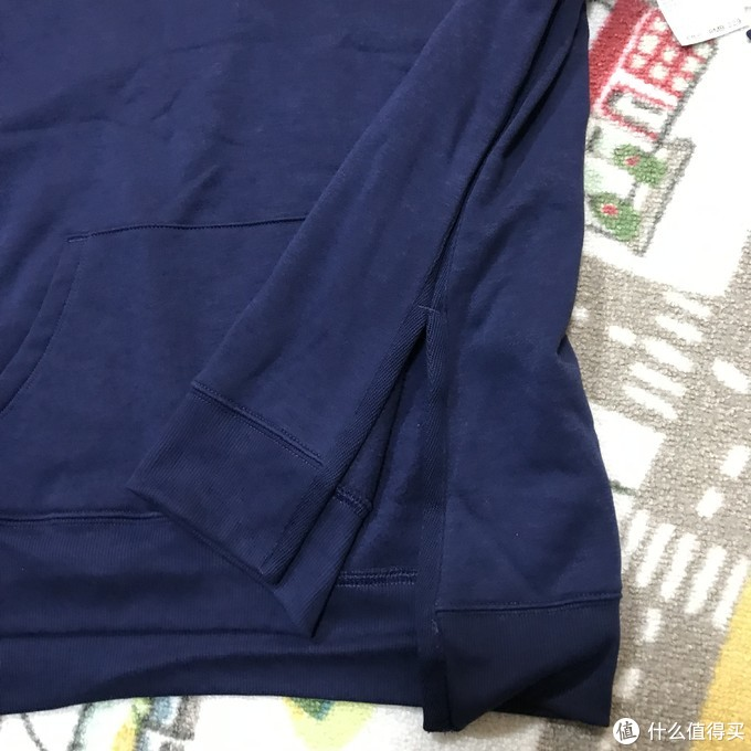 Old Navy徽标女式连帽卫衣