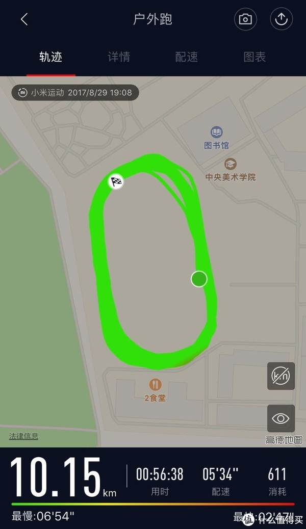 第一次跑完10公里的记录
