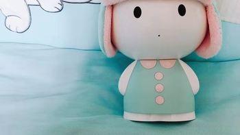 小米兔 智能故事机外观展示(包装|颜色|配件|按键)