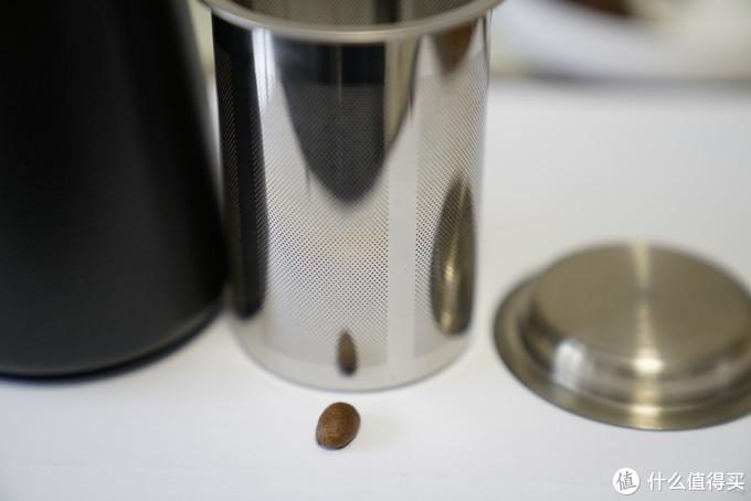 具体目数也没测过,也不知道到底多细,反正卖家也是专门卖咖啡的,筛出的细粉也确实都过细