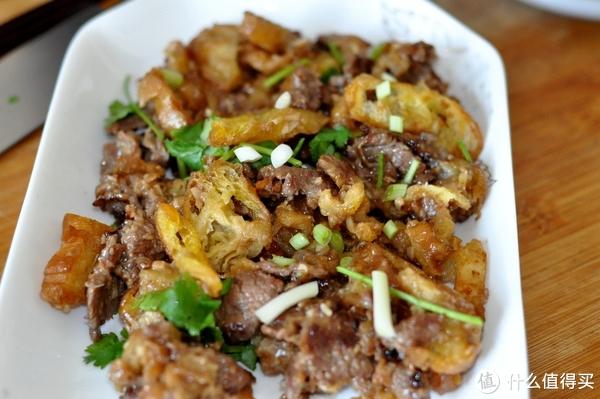 鬼马牛肉:牛肉的广式风味吃法