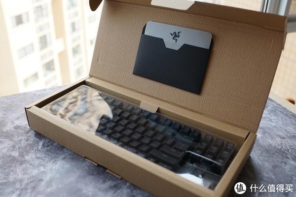 轻装上阵,所向披靡——雷蛇黑寡妇蜘蛛轻装版键盘开箱小评