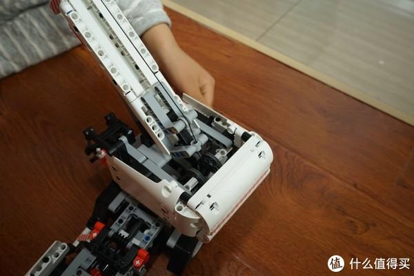 百元价格千元的体验:米兔积木工程吊车上手感受