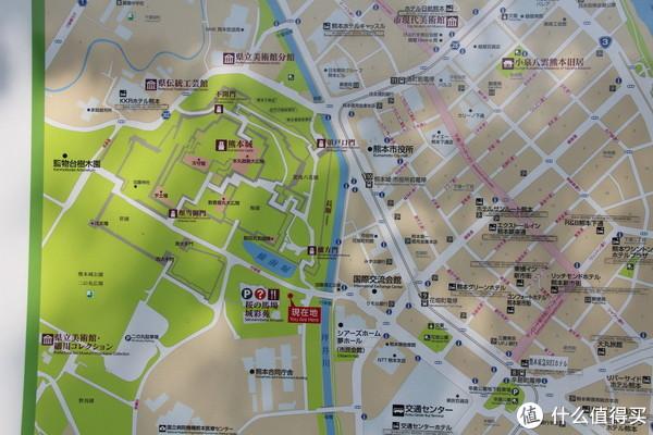 熊本城周边