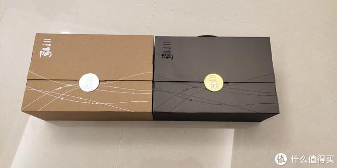 盒装中规中矩,定位不算明确