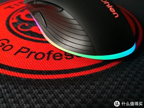 百元鼠标惊艳rgb灯光——富勒co610游戏鼠标开箱简评
