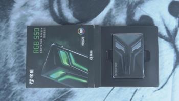 铭瑄裁决者F7 RGB固态开箱总结(外壳|颜值|性能|售价)
